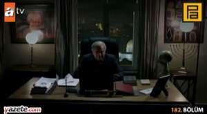Kurtlar Vadisi Pusu 182.Bölüm Fragmanı Youtube Yerine Web.Tv'de