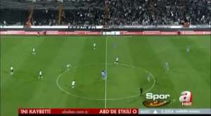 Ofspor 1 - 2 Beşiktaş
