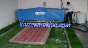 halı yıkama makinası