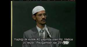 Allah'ı kim yarattı? | Dr. Zakir Naik