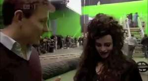 Helena Bonham Carter Funny Moments Part 1