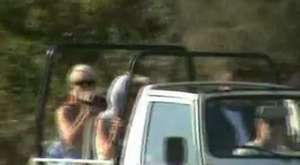 Manavgat'ta Jeep safari