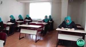 Canik Müftülüğü Pınarbaşı Yatılı Kız Kur'an Kursu 2015 Yılı Tanıtım Filmi