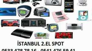 ((0533 478 78 16)) ŞİŞLİ GÜLBAHAR 2.EL TABLET LCD MACBOOK AİR PS3 PS4 LAPTOP ALANLAR
