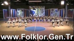 2014 THOF Büyükler Final - İstanbul Pendik Belediye GSK - Folklor.Gen.Tr