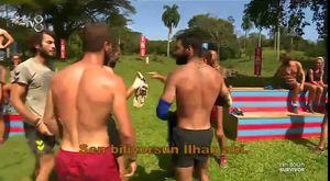 Survivor Fatih Ve Eser West Kavgası Video İzle