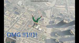 GTA V Stunt ve Fail Montajı #1
