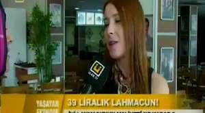 ELİF ATTEPE - A HABER AJANS GÜN İÇİ (15.01.2015)