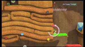 E3 2015 - Yoshi Woolly World - Gameplay