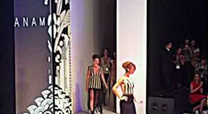 Zeynep Tosun Defilesi - Istanbul Fashion Week 2012