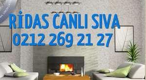 Ridas Canlı Sıva 0212 269 21 27 İstanbul