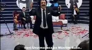 Müslüm Gürses - Sevda Yüklü Kervanlar Son Canlı Yayını / VizyonTürk Tv