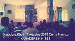 Karadereköyü Resimler Video Klip 2015