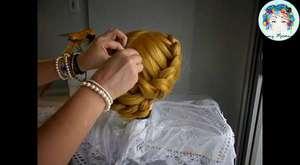 Papatya Çiçeği Saç Modeli - Pratik Saç Modeli