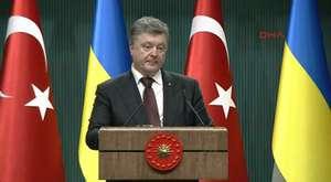 Erdoğan: Türkiye Kırım'ın gayrimeşru ilhakını tanımamıştır ve bundan sonra da tanımayacaktır (2)