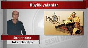 Nuh Albayrak : Mesele pijama değil Ahmet Bey !..