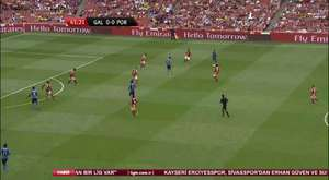 Galatasaray 1-0 Porto / Emirates Cup 2013