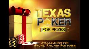 Texas Poker for Prizes, iOS