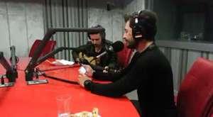 Hakan Kahraman Aksaray FM Konuğuydu