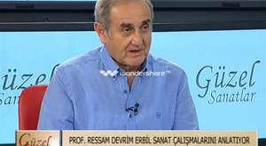 Ressam Devrim Erbil