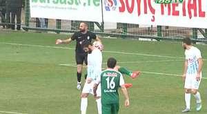 ZTK 4.Hafta: Bursaspor 1-1 Aydınspor 1923