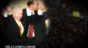 Erbakan, Canlı Yayında 3 İsme Siyaset Dersi Verdi