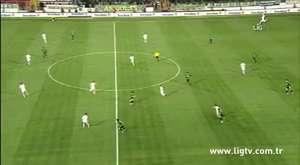 Akhisar Belediye Spor 4-1 Beşiktaş