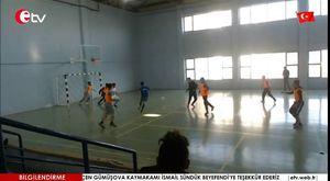 Gümüşova MYO Futsal Ligi 2.hafta / İSG 1 - ÜKK 2