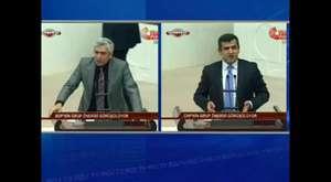 Barzani ve Şivan Perwer habur girişi
