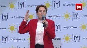 Meral Akşener İzmir`de Konuştu 17 Şubat 2018