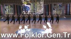 2016 THOF İstanbul - Gökmeydan GSK Minikler - Folklor.Gen.Tr