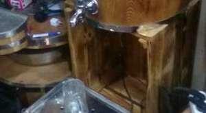 akfen yayık 1 ton mandira krema makinası
