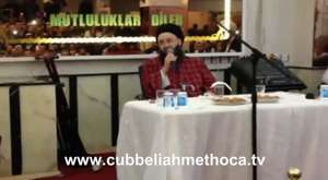 Cübbeli Ahmet Hoca | 26 Mart 2009 | Mescid Sohbeti