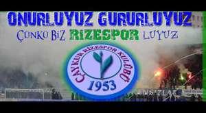 Çaykur Rize 5-1 Gaziantepspor Maç Özeti