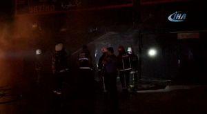 Pendik'te okula silahlı baskın: Yaralılar var
