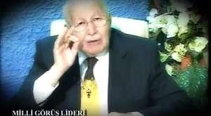 Prof. Dr. Necmettin Erbakan - Habertürk