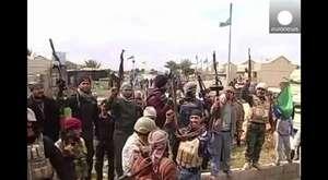 Irak ordusu IŞID e saldırıyor