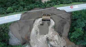 Balat'ta 3 katlı bina çöktü-2