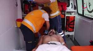 Ambulans Aracının Şarj Edilmesi
