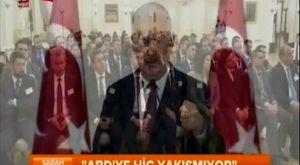 Başbakan Yıldırım TÜGİK heyetini Çankaya Köşkü nde kabul etti