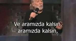 George Carlin IRAQ