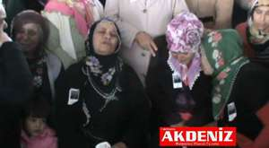 Tarsuslu Şehit Cemre Salih Gözen Cenaze Töreni