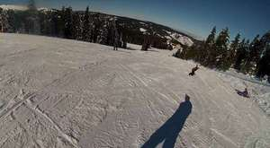 Ilgaz Montain Turkey Snowboard