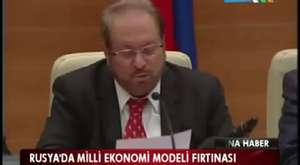 Prof Dr. Haydar Baş'ın Rus parlamentosundaki tarihi konuşması