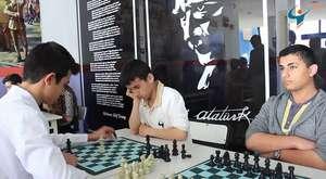 Okulumuzda gerçekleşen satranç turnuvası