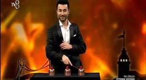 Yetenek Sizsiniz 2.tur İllüzyonist Sihirbaz Özgür Kapmaz