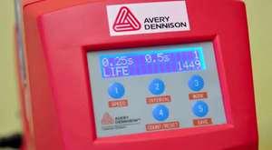 Avery Dennison ST9500 Elektronik Full Otomatik Kılçık Makinası