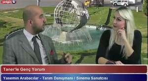 Yenigun.Tv Taner`le Genç Yorum