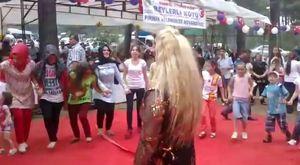 ROMAN DÜĞÜNLERİNİ SEVENLER YOK BÖYLE SALLAMA 2017 ADALI TV