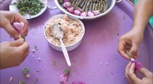Etli Bamya